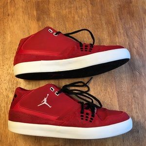 42f8f6027c0c Jordan Shoes - Jordan Flight 23 Classic Gym Red Low